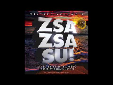 Zsa Zsa Su! Mixtape #2 || MCCy ||