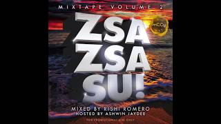 Zsa Zsa Su! Mixtape #2  Mccy