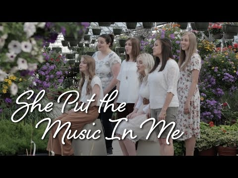 She Put the Music in Me | A Cappella Cover by Lucca | Happy Mother's Day!