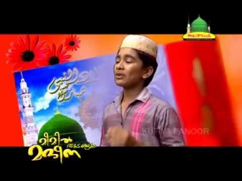 Ishq Pookkum Snehasandhya_MEEMIL thudangum MADEENA Song 9_Master Arshaq Panoor_Koofiya Burda Ikhvan.