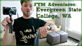 FTM Adventures: Visiting Evergreen State, WA