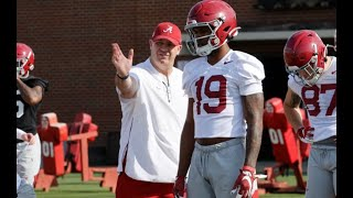 Watch Alabama Football Practice | Bill O'Brien Takes Over As Offensive Coordinator | SEC News