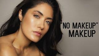 "GRWM: ""No Makeup"" Makeup + Good Habits for 2018 | Melissa Alatorre"