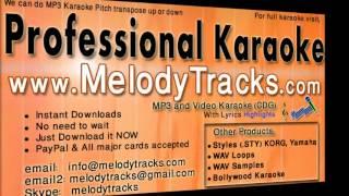 Dakiya daak laya _ kishore KarAoke  www.MelodyTracks.com