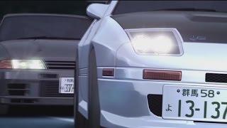 Download Xavier Wulf - Akina Speed Star (Ryosuke Takahashi vs Shinigami) MP3 song and Music Video