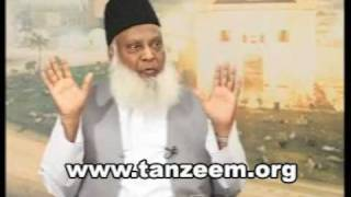 (4/4) Indus News Interview of Dr  Israr Ahmad