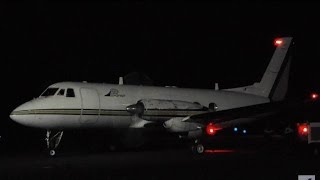 Loud Propair Grumman G-159 Gulfstream I Engines start-up + Taxi at YQB
