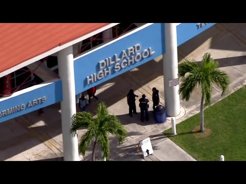 Student, 12, accused of threatening employee with BB gun to Fort Lauderdale school