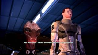 Mass Effect 1 HD Play Through Part 101: Pinnacle Station Part 1