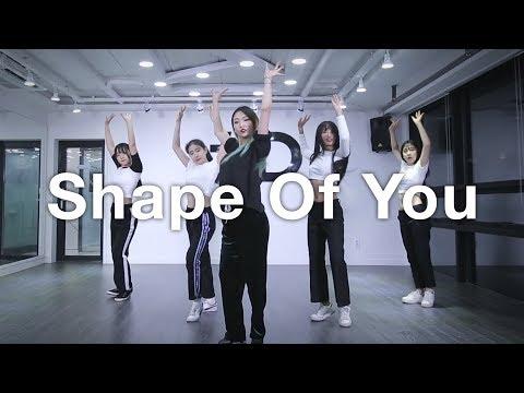 Ed Sheeran (cover By J.Fla) - Shape Of You / Yejin Yoo Koreografi Tari (#DPOP WAACKING CLASS)
