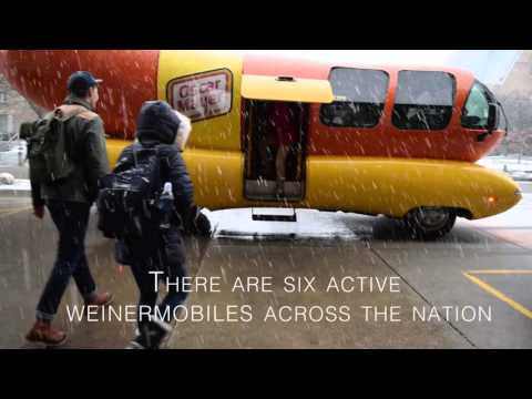 Weinermobile gives rides to students when asked politely | The Badger Herald