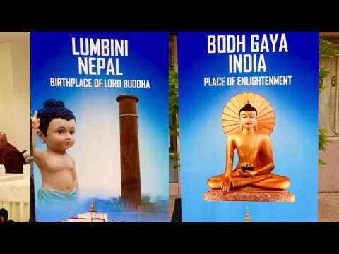 INTERNATIONAL BUDDHIST CELEBRATE  THE DAY OF VESAK ON THE UN,NEW YORK