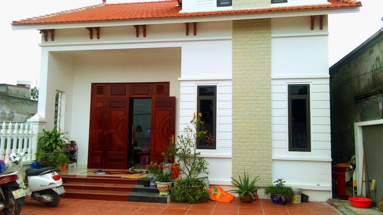Đột Nhập Nhà Cấp 4 Mái Thái Với Thiết Kế Độc Đáo Nhất Hải Phòng