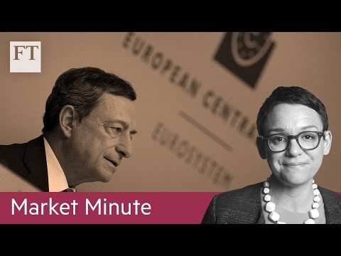 ECB policy meeting, lira recovers | Market Minute