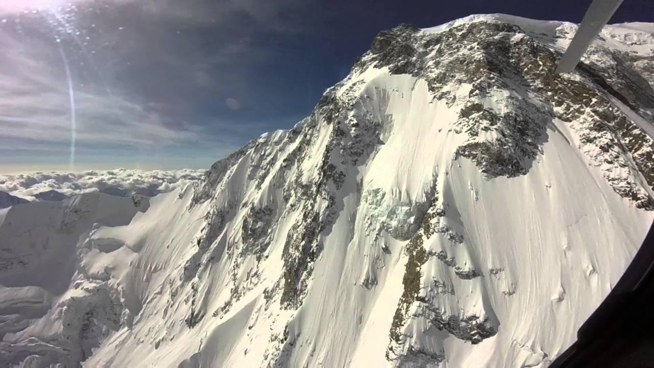 il monte rosa dall 39 alto youtube