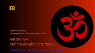 yademi prasphurann-iva dṛtirna dhmāto adrivaḥ Sanskrit hymns from The Rig Veda (7.89.02-04)
