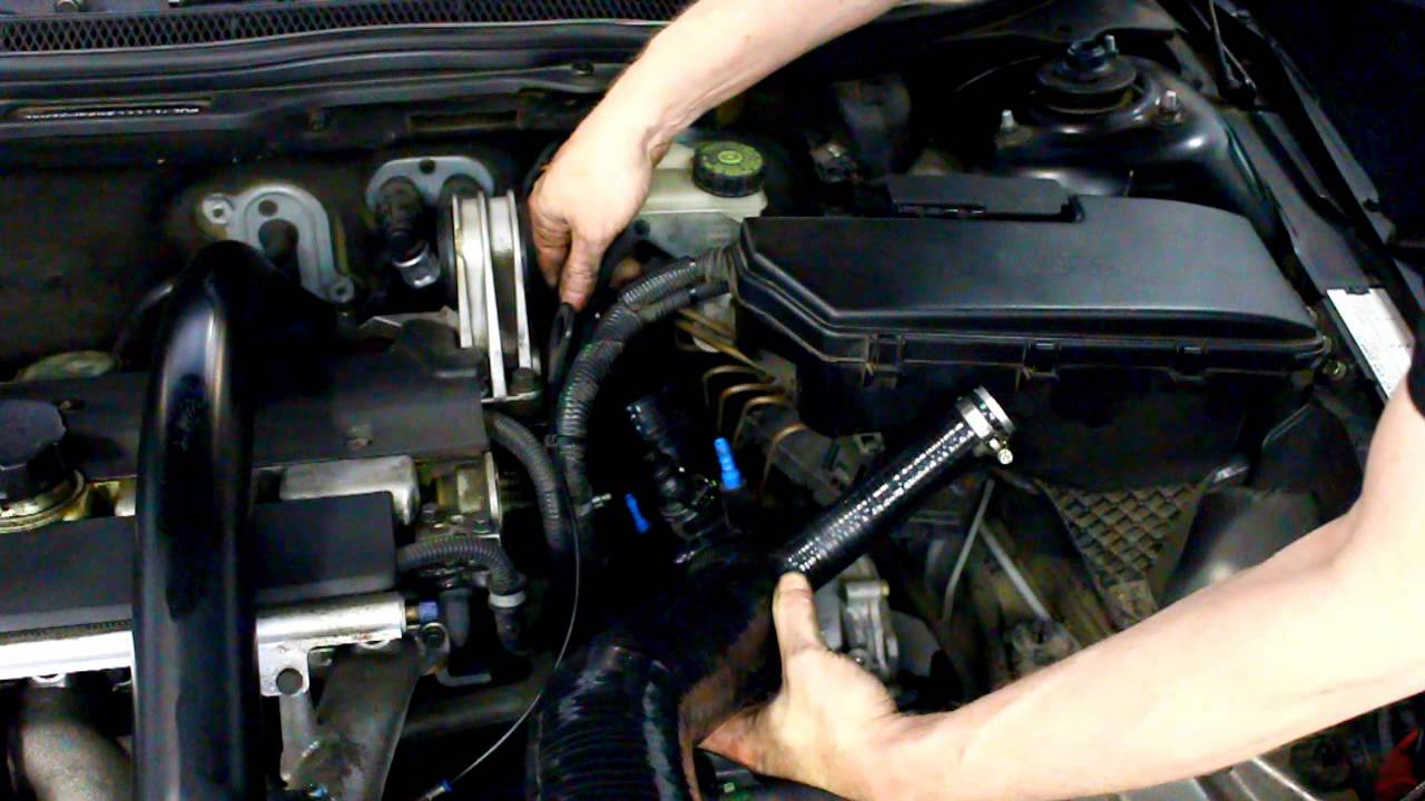small resolution of ipd volvo turbo inlet instructions s60 v70 xc70 mitsubishi turbo youtube