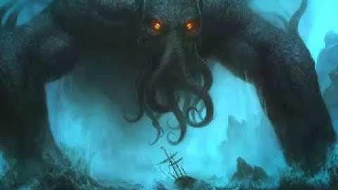 top 10 monstruos marinos que no te querras encontrar