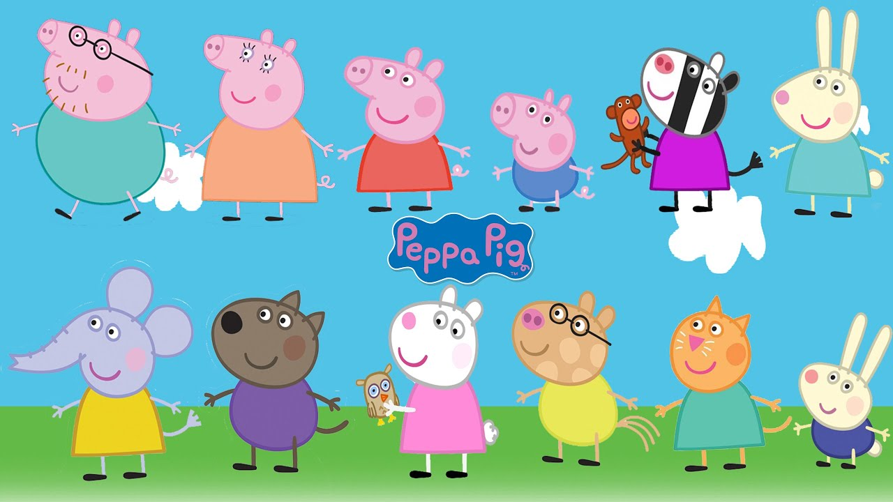 peppa and children Watch peppa, george, mummy pig, and daddy pig in full episodes and hilarious video clips preschoolers can go on adventures with peppa to learn lessons about feelings, friendship, and.