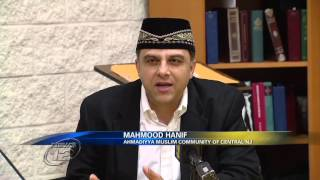 New Jersey's Ahmadiyya Muslim Community hosts service for CA victims