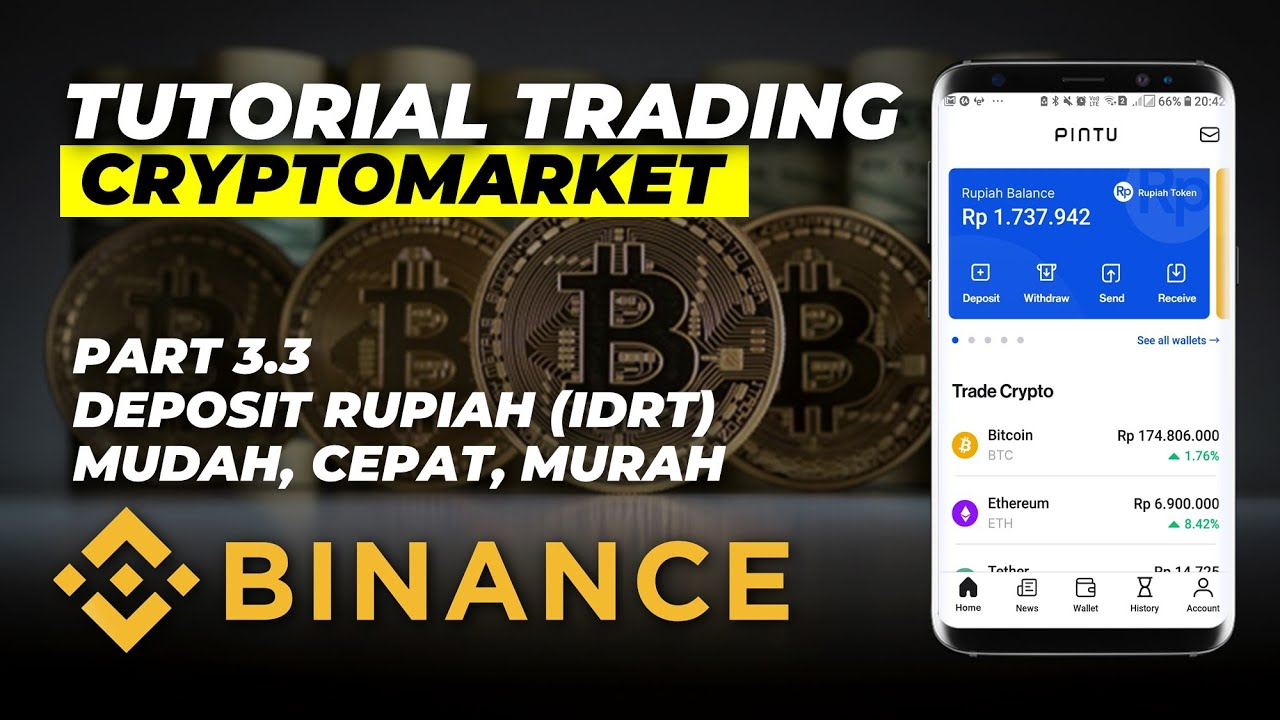 deposito bitcoin to binance
