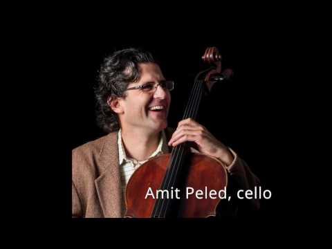 Amit Peled on learning the music of Nadia Boulanger