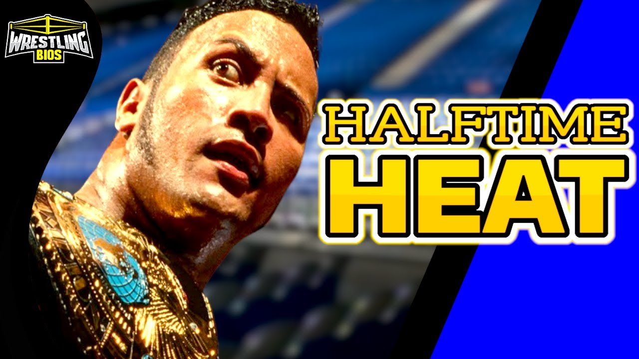 WWF Halftime Heat 1999 & Empty Arena Match | Wrestling Bios