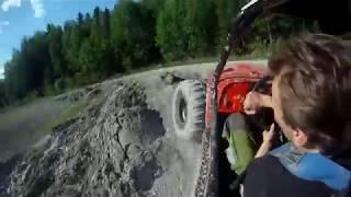 big-block buggy e85 test run