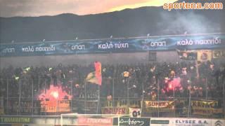 Skoda Xanthi - Aris, 17/4: Kerkida meta to goal toy Neto - sportena.com