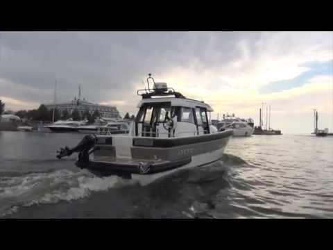 ARCTIC Commuter 25 - Sea Test