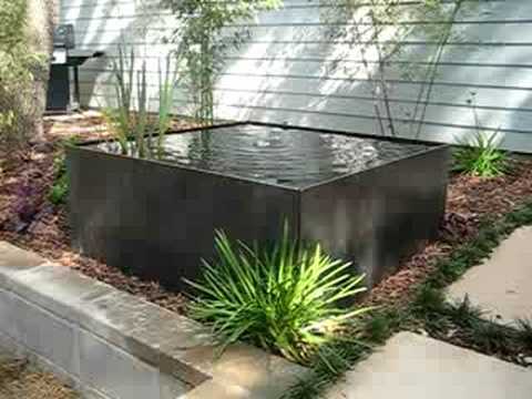 New Steel Trough Pond Youtube
