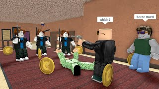 ROBLOX Murder Mystery 2 Funny Moments (DPI)