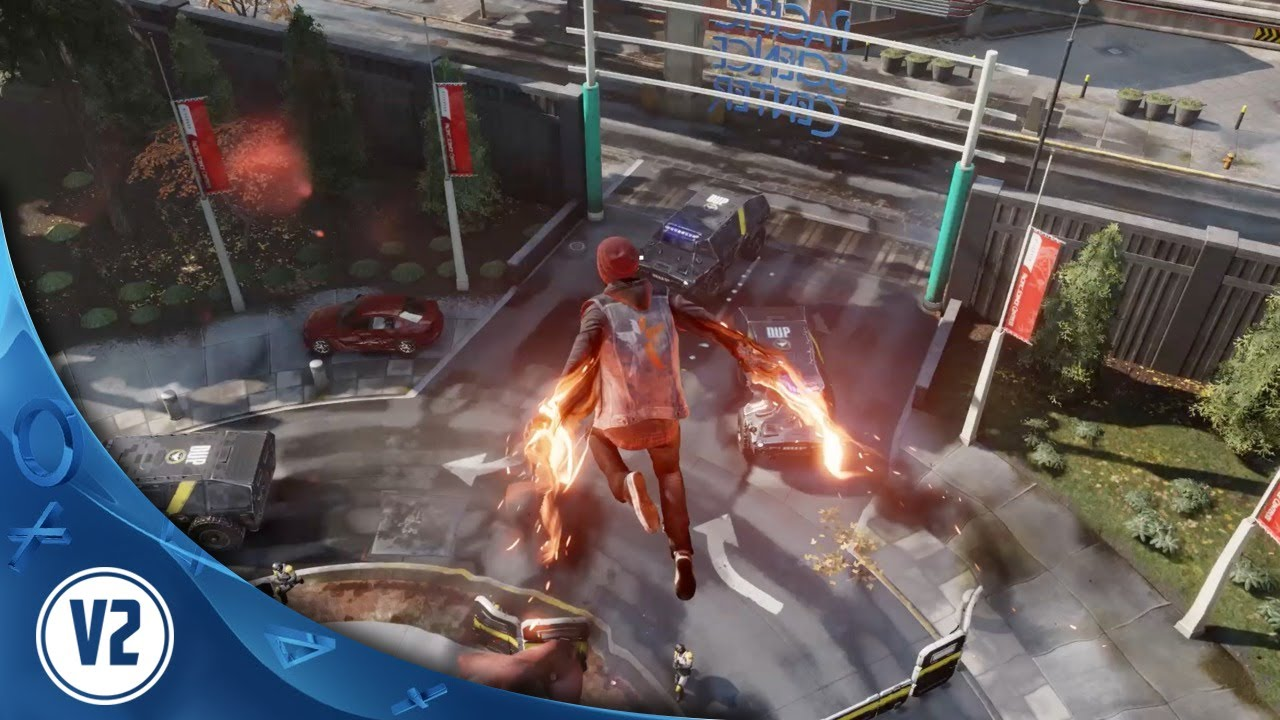 Infamous: Second Son - Awesome Games Wiki Uncensored