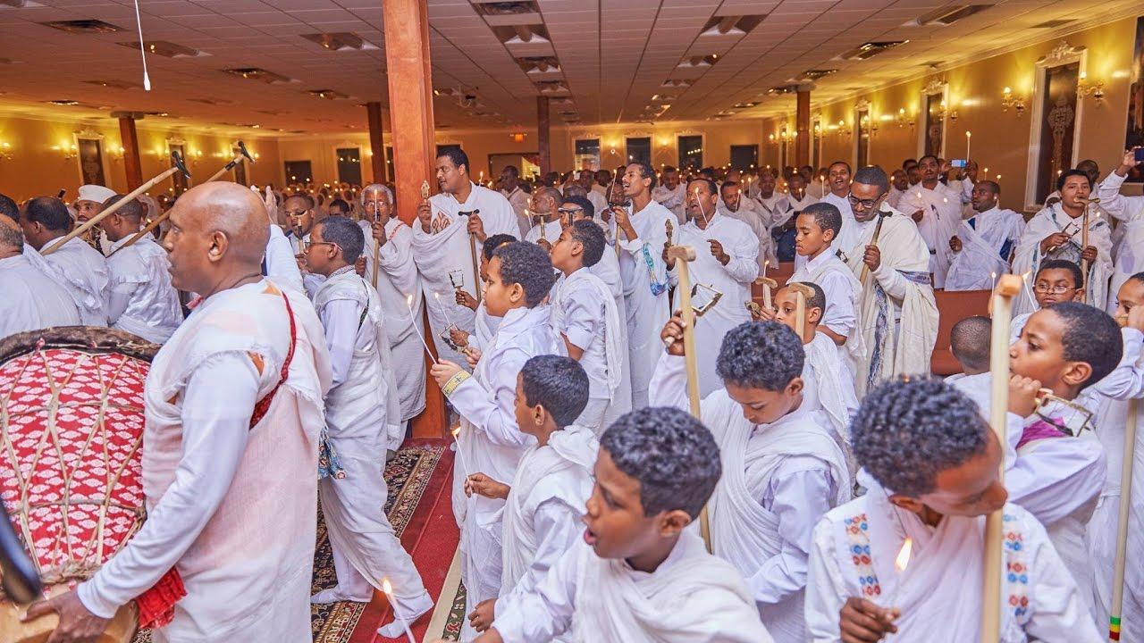 genaethiopian christmas at tserha aryam - When Is Ethiopian Christmas