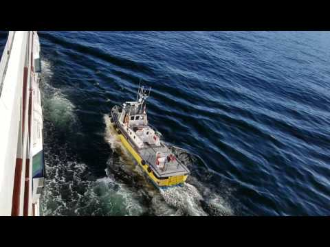 Pilot Boat Vancouver Island