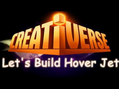 Creativerse : Let's Build Hover Jet