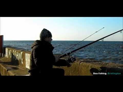 Sea Fishing.Bridlington 2013