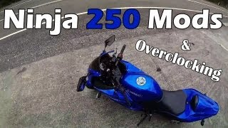 Ninja 250 Mods and Overclocking