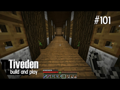 Minecraft Build & Play - Tiveden #101 - We're Back!