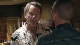 Брайан Крэнстон (Хайзенберг) живет в трейлере из «Во все тяжкие» (Русская озвучка Nickelson)