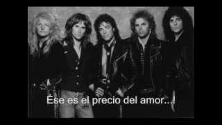 Bad English - «Price of Love» (subtítulos / subtitulado en español)