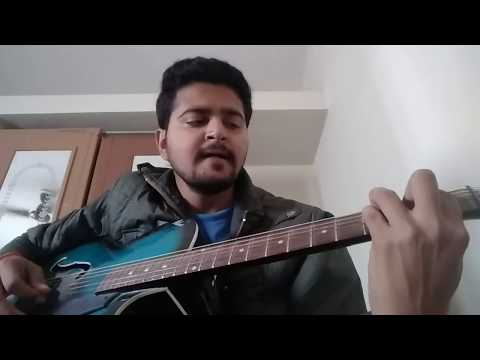 Main Rang Sharbaton Ka guitar cover By Dave Hardik