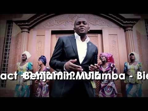Hozanna - Benjamin Mulamba Nouvel album 2013