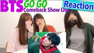 BTS (방탄소년단) GO GO Comeback show live [Reaction] | Army有嘢港