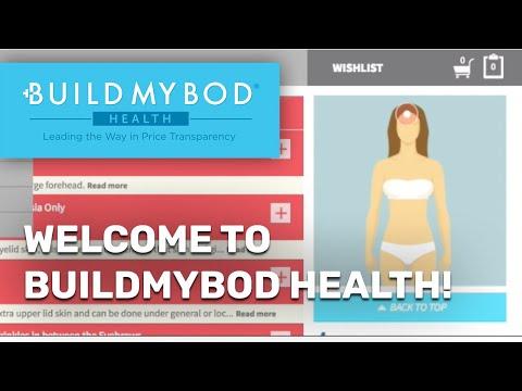 Welcome to BuildMyBod Health!