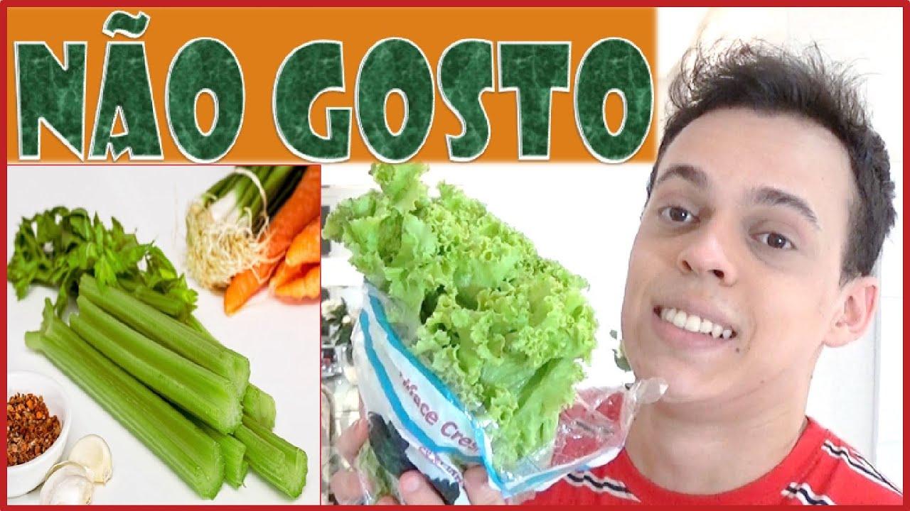 Dieta para quem não gosta de verduras e legumes