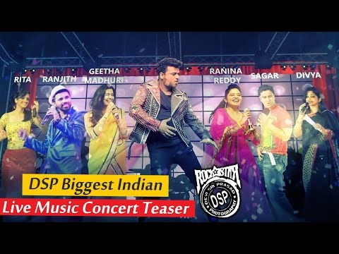 DSP's Biggest Indian Live Music Concert Teaser @ Australia & New Zealand || #DSPAuNzTOUR