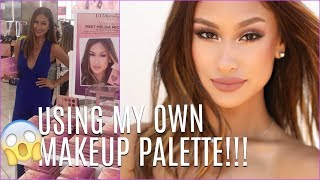 Baixar GET READY! USING MY OWN MAKEUP PALETTE?!!! 😱