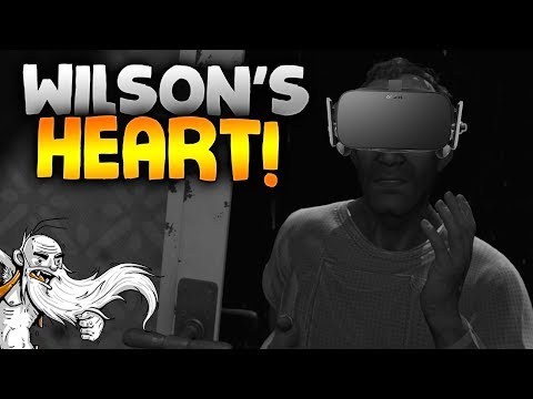 """Wilson's Heart VR Gameplay - """"I NEED TO POOP!!!"""" Oculus Virtual Reality Let's Play"""
