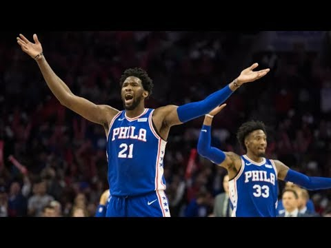 Ben Simmons Triple Double! Embiid 30 Points! Bulls vs 76ers 2018-19 NBA Season